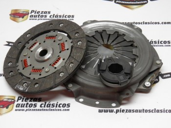 Kit Embrague Renault 4,6,5,8 y 10 160mm 20 estrías