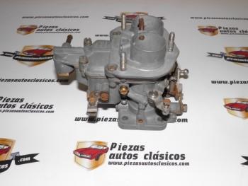 Carburador Weber 30 DIC 10 (23-21) Seat 850 Reconstruido (intercambio)