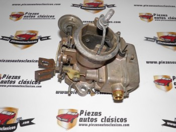 Servicio de Reconstrucción  Carburador  Holley  (1 cuerpo)  Dodge Dart