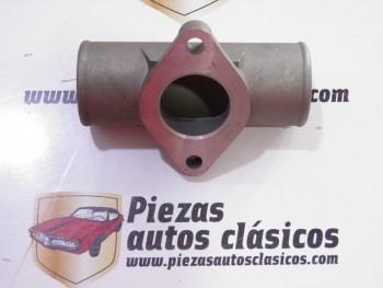 Tubo De Agua Salida Culata Seat 124 / 131 / 132 (motor 1600 / 1800) en aluminio