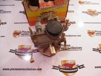 Carburador Weber 32 IBS 7 100 5P Simca y Talbot 1200