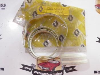 Moldura adhesiva gris 1,10mtr. + 0.8mtr. Renault 9 7702111690