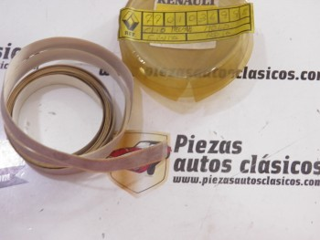 Moldura adhesiva granate 1,75mtr. Renault Clio Mecano Ref: 7701036992