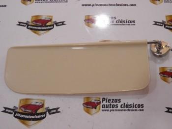 Parasol de plástico beig Renault 4 y 4 CV