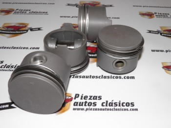 Equipo De Motor Seat 127 1010cc / 66.5mm STD