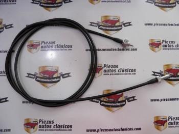 Cable cuentakilómetros Seat 600