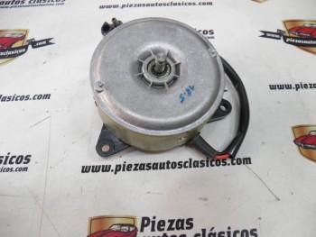 Motor eléctrico ventilador de radiador Renault 21 y 25 Ref: 7701029940