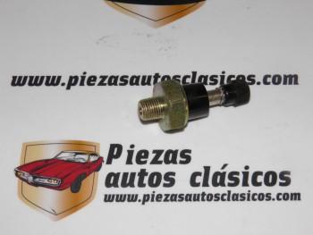 Manocontacto Presión De Aceite DKW F-1000 D,L y N, F-1300 y Mercedes-Benz L-319 Ref:FAE1214