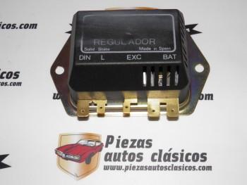 Regulador electrónico de dinamo universal