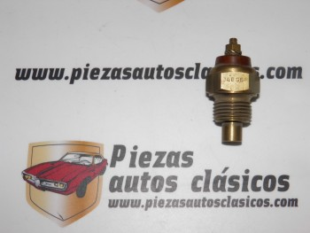 Termoresistencia  12V Rosca 18x1,5 Renault Dauphine,Gordini y Ondine
