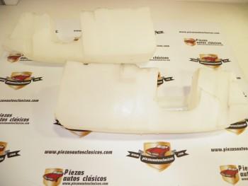 Pareja De Soportes Paragolpes Delantero Renault Megane Ref:7701469176