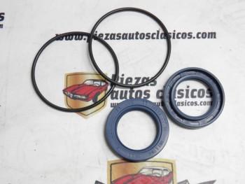 Kit de retenes y tóricas transmisiones  Renault 5 Alpine /Alpine Turbo y R 12