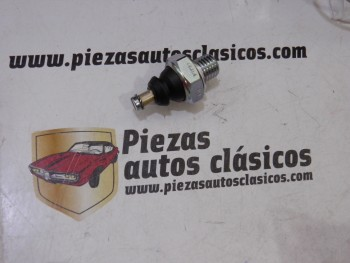 Manocontacto de aceite Citroën 2 CV (motor 602cc) Rosca M12x1,5