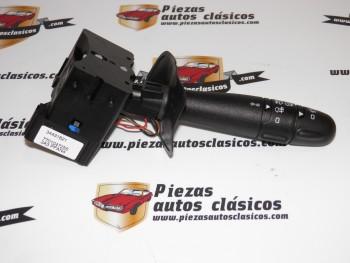 Conmutador Limpiaparabrisas + Luces Valeo Renault Megane I y Clasicc Ref:7701047255