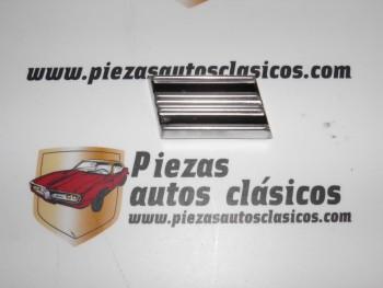 Moldura Talonera Aleta Trasera Derecha Renault 8 2ª serie