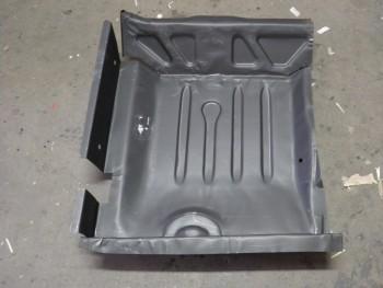 Suelo trasero derecho Renault 5
