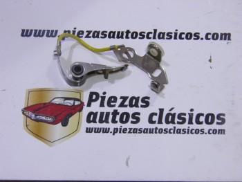 Juego de platinos para delco Femsa  Seat / Fiat  1400 A y B   Ref: 9911551
