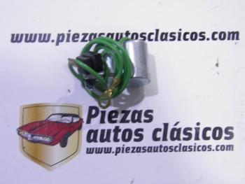 Condensador delco Bosch Seat 124, 128, 131 y 1430