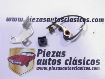 Juego de platinos para delco Marelli  Renault Super 5,9,11 y Express Seat Marbella y Terra  Fiat Panda, Regata, Ritmo y Uno