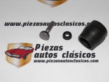 Kit Gomas Repartidor De Frenada Con Válvula Renault 4,5,6 y 7