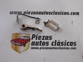 Juego de platinos para delco Femsa Renault 14 GTL / GTS Desde el 83 Ref:33924-3 / 7702124679