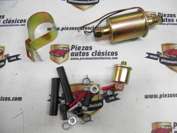 Bomba de gasolina eléctrica 12V 5-9 PSI