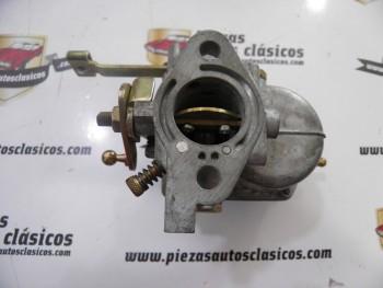 Carburador Solex 28 IBS Renault Motor Ventoux 4, Dauphine, 4CV.... (para acelerador por varilla)
