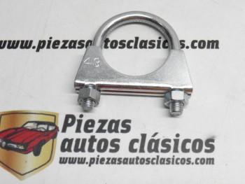 Abrazadera De Escape 42/43mm Entrada Silencioso Renault 4