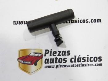 Purga Racor Plástico con sangrador 18mm. Renault Super 5, 9, 11, 12, 14, 18, 21 Ref: 7701461001