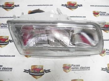 Optica de faro delantero derecho H4 Nissan Primera (con regulación) del 90 al 96 Ref: B6010 70J17