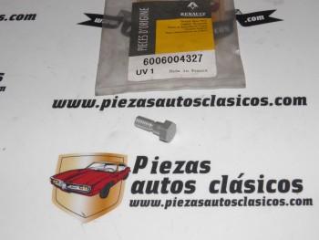 Tornillo  Cabeza 10mm.  Largo 17mm.  M6mm.  Renault 6006004327