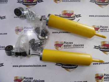 Pareja de amortiguadores delanteros Bilstein Renault 4,5 Alpine Turbo, 6 y 7