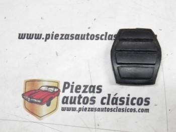 Goma pedal de freno o embrague Renault 19, 9, 11, Súper 5.... Ref: 7700680836