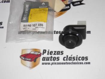 Mando Espejo Retrovisor Renault Megane II, Scénic II... Ref:8200107486