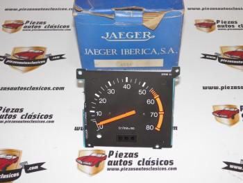 Cuenta Revoluciones Renault Ref:JAEGER6589