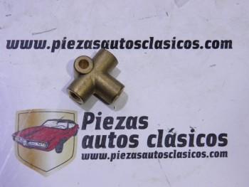 "Racord De Frenos 3 Salidas 3/8"" Renault"