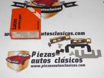 Juego De Escobillas Motor Limpiaparabrisas Authi-Mini, Triumph, MG, Jaguar ..... Ref:LucasWK105/743171