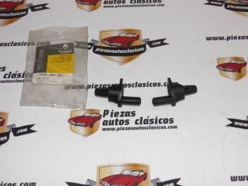 Pareja Soportes Bandeja Trasera Renault Megane Ref:7701204861