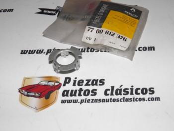 Clip sujeción interruptor alarma Renault Safrane, Megane, Clio, Laguna Ref: 7700812376