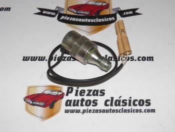 Inyector (electroválvula avance) Renault Kangoo y Clio Ref: 7701045145
