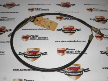 Cable Freno De Mano Ebro-Avia F275 Ref:903066