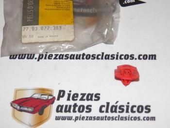 Grapa Moldura Lateral Renault Clio I, Laguna I, Megane I... Ref:7703077363