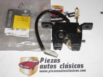 Cerradura Portón Trasero Renault 21 Ref:7700807878