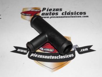 Rácor plástico 20x20x16mm. Renault Super 5, Express, 9, 11, 18, 19I, 21, 25, Fuego, Master Ref: 7705030028