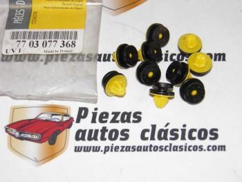 Kit 10 Clips Panel De Puerta Renault Laguna II Ref:7703077368
