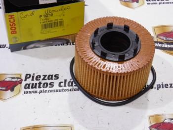 Filtro de aceite  Ford Mondeo III TDCI  Bosch P9239