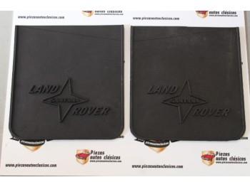 Juego De Faldillas Land Rover Santana