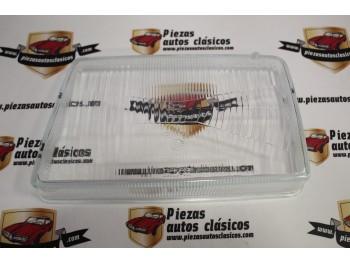 Cristal de faro delantero izquierdo Seat Ibiza 84-91 H4 Hella 9ES960951001