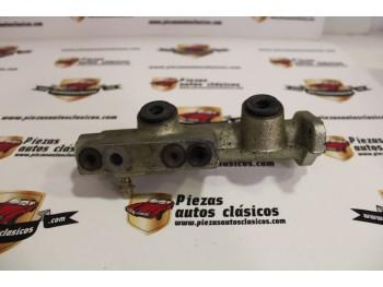 Bomba principal de freno 19mm roscas M10x1, M12x1 Renault 5,9,11,12,14,18, Fuego Ref: Villar 6213357