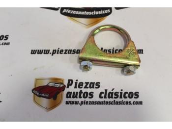 Abrazadera De Escape 39/40mm Salida Silencioso a Codo Renault 4 (Motor 1.1)